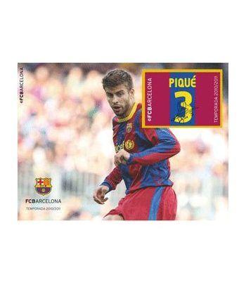 Colección Filatélica Oficial F.C. Barcelona. Pack nº24.  - 1
