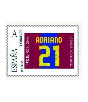 Colección Filatélica Oficial F.C. Barcelona. Pack nº25.  - 2