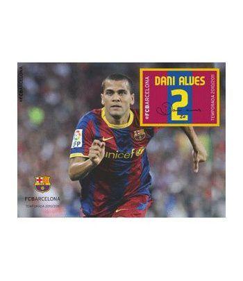 Colección Filatélica Oficial F.C. Barcelona. Pack nº25.  - 1
