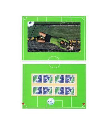 Deportes. Suecia. Futbol 1992. Carnet.  - 1