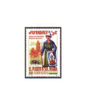 3470 Exposición Nacional de Filatelia Juvenil JUVENIA'97  - 2