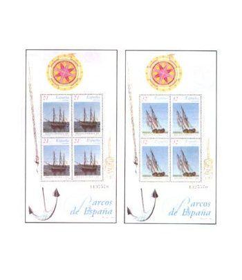 3477/78 HB. Barcos de Época  - 2