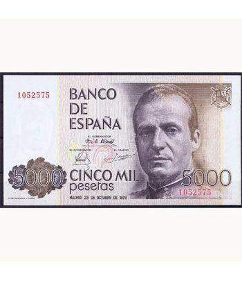 (1979/10/23) Madrid. 5000 Pesetas. SC. Sin Serie.  - 1