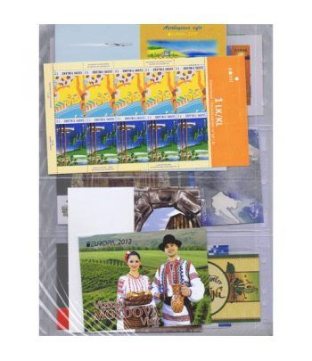 2012 Completo Tema Europa (Solo Carnets)  - 2
