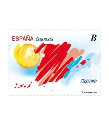 4689/90 Turismo español  - 1
