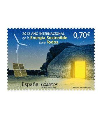 4703 Año Internacional de la energía sostenible para todos.  - 2