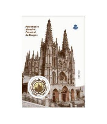 4709 Patrimonio Mundial. Catedral de Burgos  - 2