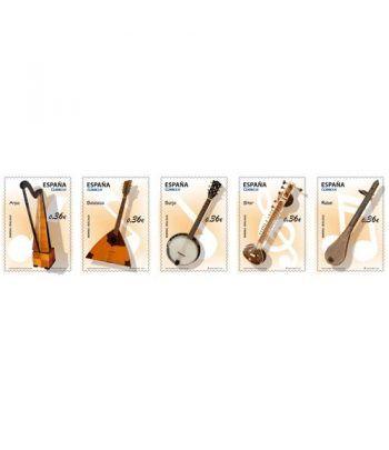 4710/14 Instrumentos musicales.  - 2