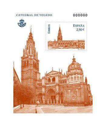 4723 Catedrales. Catedral de Toledo.  - 2