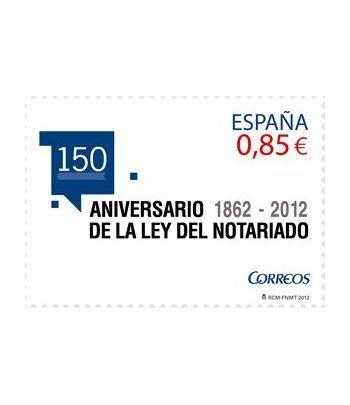 4724 150º Aniversario de la Ley del Notariado.  - 2