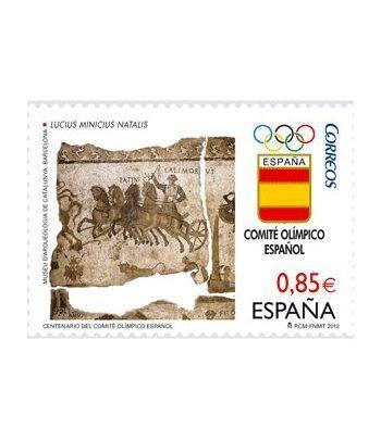 4731/33 Centenario del Comité Olímpico Español.  - 1