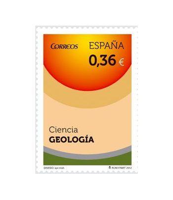 4734/35 Ciencia. Geología y Paleontología.  - 1