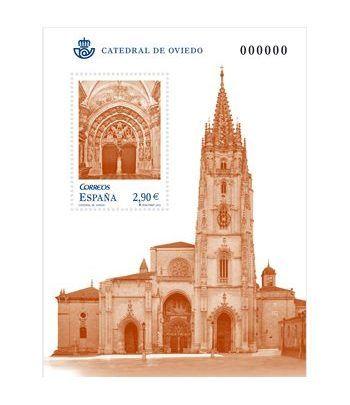 4736 Catedrales. Catedral de Oviedo.  - 2