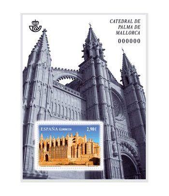 4743 Catedrales. Catedral de Palma de Mallorca.  - 2