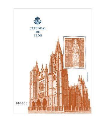 4761 Catedrales. Catedral de León.  - 2