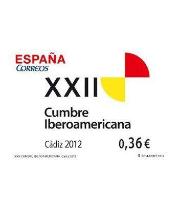 4762 XXII Cumbre Iberoamericana. Cádiz.  - 2