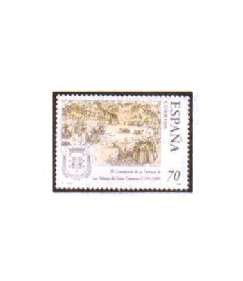 3649 IV Centenario Defensa de las Palmas de Gran Canaria  - 2
