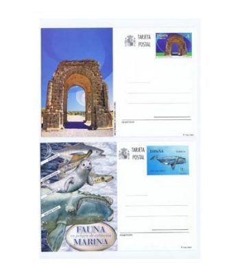 Entero Postal Año 2013 completo  - 1