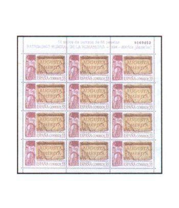 Minipliego 47 Patrimonio 1994  - 2