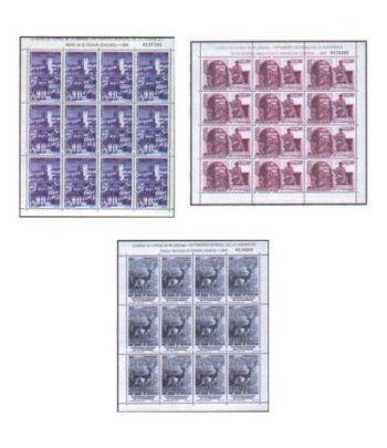 Minipliego 51/53 Patrimonio 1996  - 2