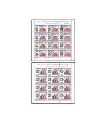 Minipliego 57/58 Patrimonio 1997  - 2