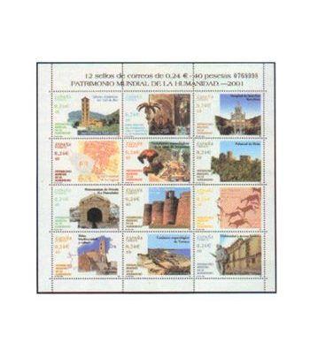 Minipliego 77 Patrimonio 2001  - 2