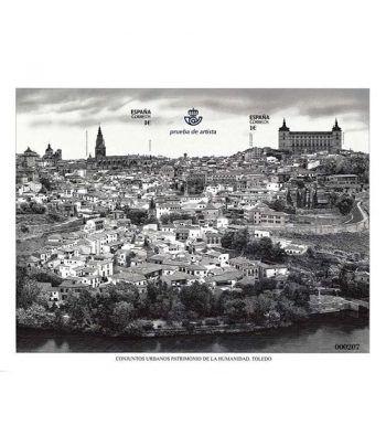 Prueba Lujo 118 Patrimonio. Toledo 2014.  - 2