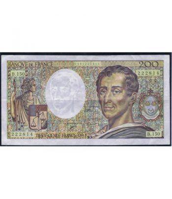 Francia 200 Francs 1992. MBC.  - 1