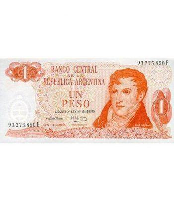 Argentina 1 Peso 1974 SC.  - 1
