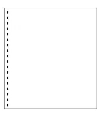 LINDNER Hojas de protección para intercalar Paquete de 20. Hojas Clasificadoras - 2