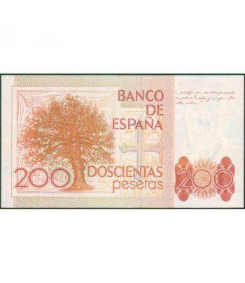 (1980/09/16) 200 Pesetas. SC. Serie 9A  - 2