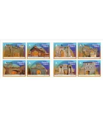 4838/45 Carnet Arcos y Puertas Monumentales 2014  - 2