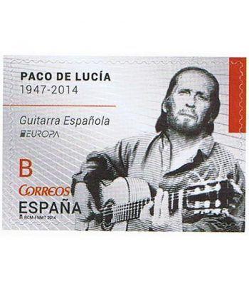 4884 Europa. Paco de Lucía  - 2