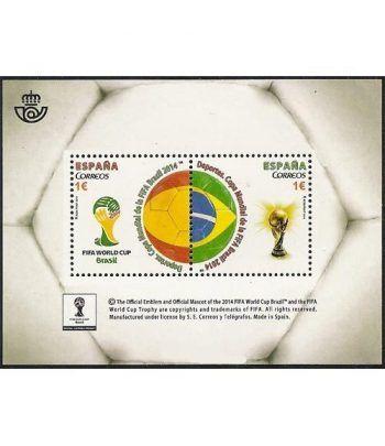 4890 HB FIFA Brasil 2014.  - 2