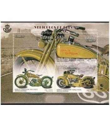 4902 HB Vehículos época. Harley-Davidson.  - 2