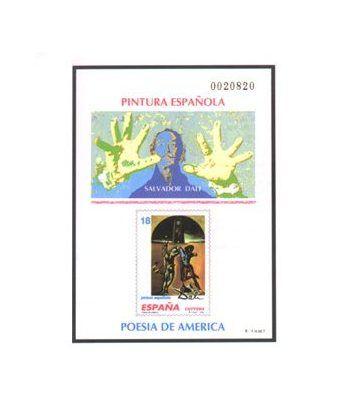 Prueba de lujo 032 Salvador Dalí 1994  - 2