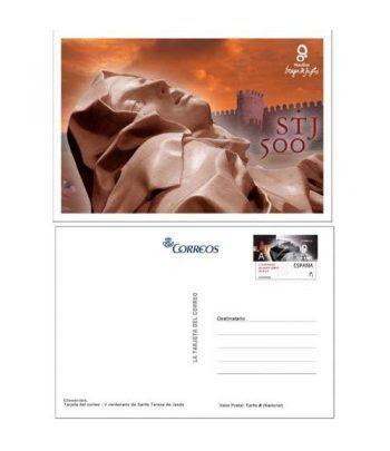 Entero Postal Año 2015 completo  - 1