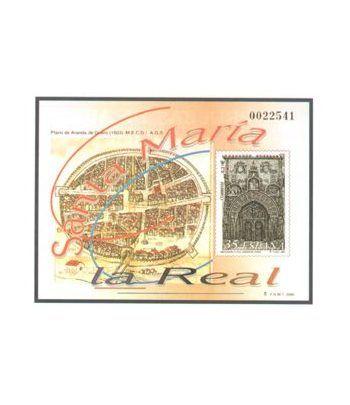 Prueba Lujo 073 Santa Maria La Real 2000  - 2