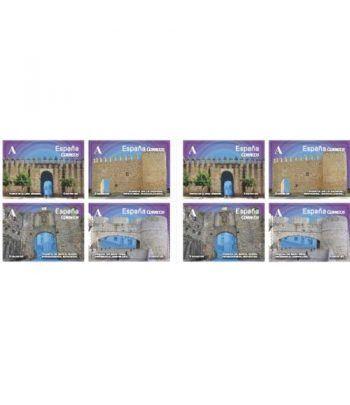 4924/7 Carnet Arcos y Puertas Monumentales 2015  - 2