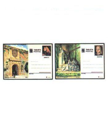 Entero Postal Año 1978 completo  - 2