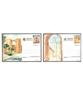Entero Postal Año 1983 completo  - 2