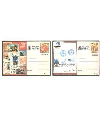Entero Postal Año 1984 completo  - 1