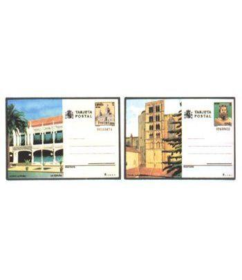 Entero Postal Año 1985 completo  - 2