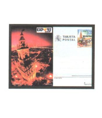 Entero Postal Año 1992 completo  - 2