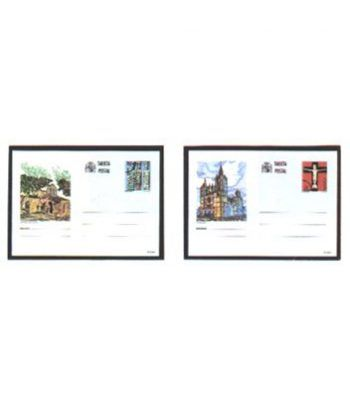 Entero Postal Año 1993 completo  - 2