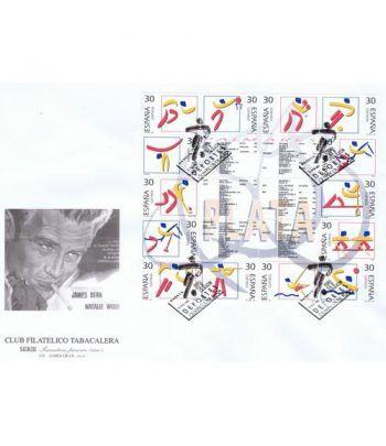 Colección Sobres Primer Dia Cine. Sellos 1995.  - 1