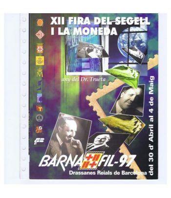 1997 Documento XIIº BARNAFIL '97 Año del Dr. Trueta.  - 1