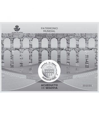 Prueba Lujo 129 Patrimonio Mundial. Acueducto de Segovia 2016  - 2