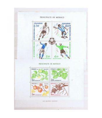 Colección HB de Mónaco 1973-1986.  - 1