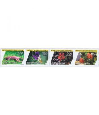 530/533 Naturaleza ecuatoguineana. Fauna y flora.  - 2